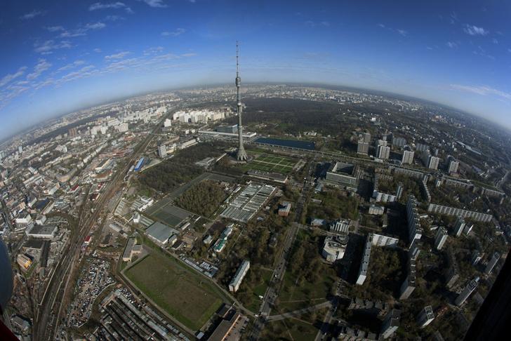 Фото №3 - Полет над Россией: 10 фотографий