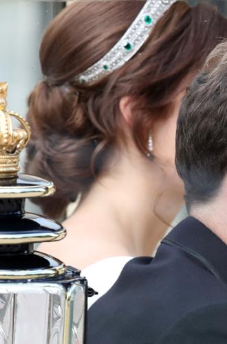 Фото №22 - Настоящая принцесса: свадебный образ Евгении Йоркской