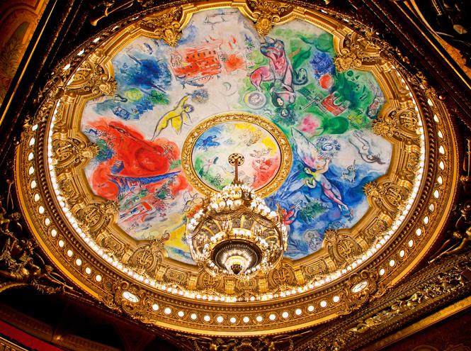 Фото №3 - Летим в театр: 10 лучших театральных подмостков Парижа