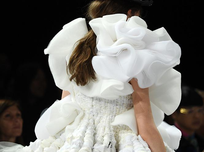Фото №33 - В деталях: лучшие свадебные платья haute couture осень/зима 2016