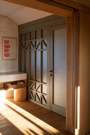 Фото №10 - Современная дача в деревянном доме в Суздале