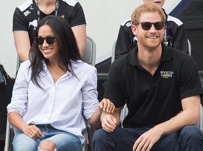 Фото №6 - Язык королевского тела: почему Уильям и Кэтрин не показывают чувства как Гарри и Меган