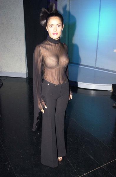 Сальма Хайек, 2000 год