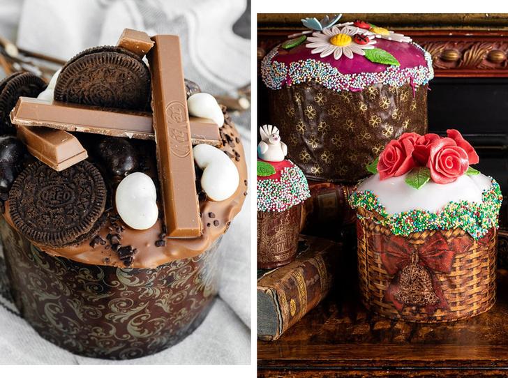 Фото №1 - Рецепты пасхальных куличей от московских шеф-кондитеров