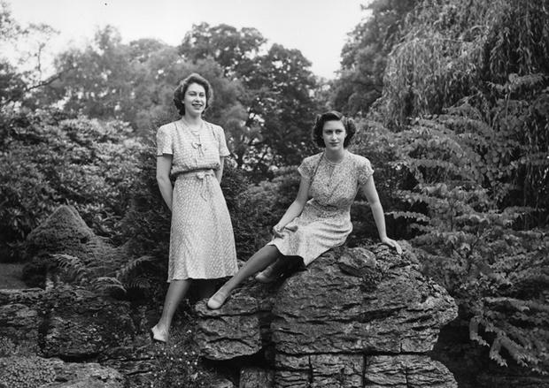 Фото №2 - Принцесса Маргарет: звезда и смерть первой красавицы Британского Королевства