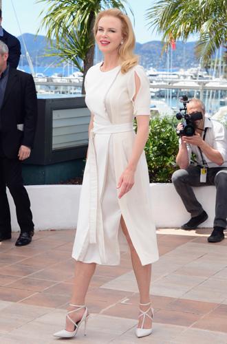 Фото №73 - Королева Канн: все модные образы Николь Кидман за историю кинофестиваля