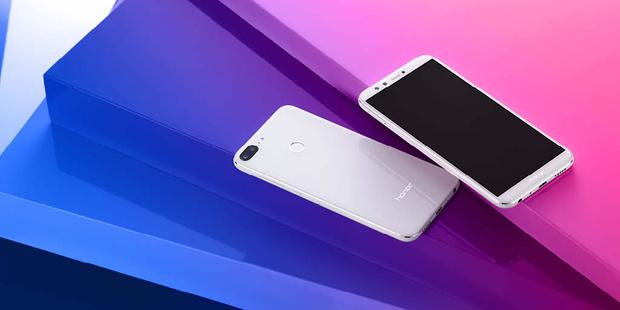Фото №3 - Встречай новый стильный смартфон Honor 9 Lite