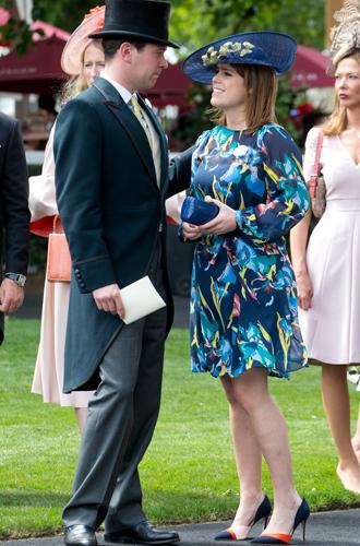 Фото №12 - Принцесса Евгения Йоркская выходит замуж за бывшего бармена