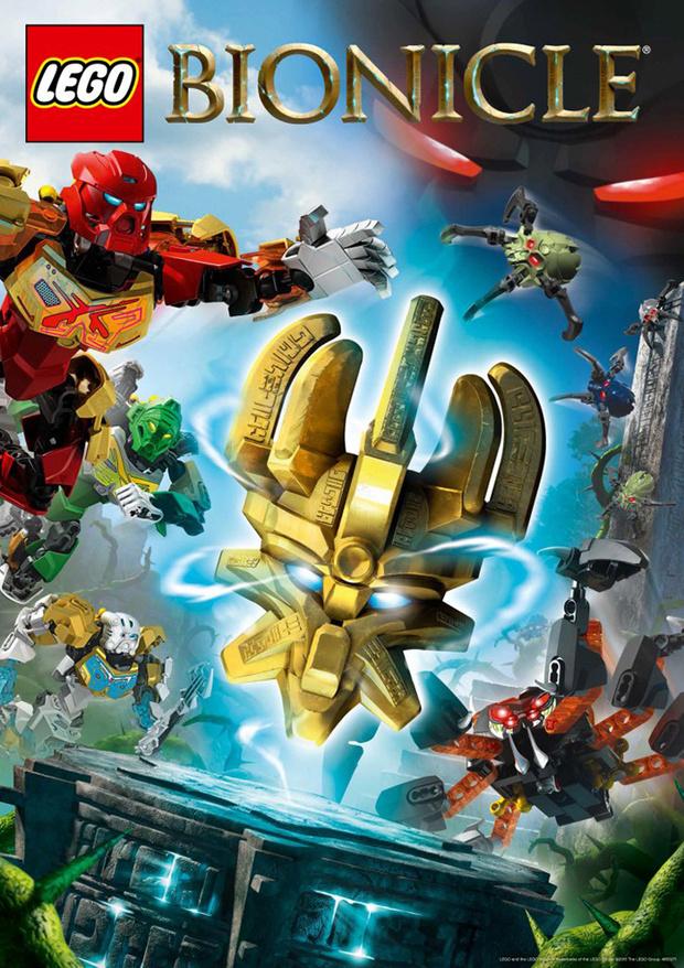 Фото №1 - LEGO® приглашает на мероприятия по случаю перезапуска легендарной линейки BIONICLE®