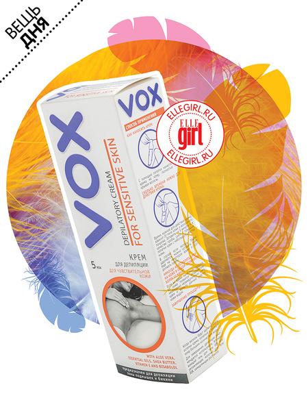 Крем для депиляции, VOX