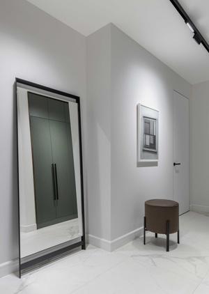 Фото №2 - Брутальная квартира для молодого холостяка 96 м²