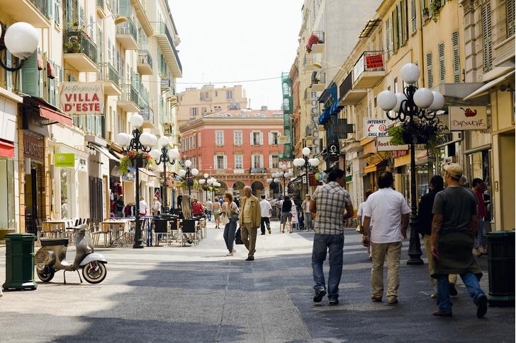Фото №3 - Сердце Лазурного Берега: прогулка по Ницце в 10 фотокарточках