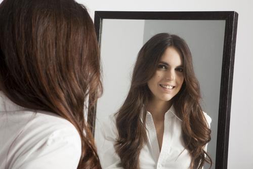 Фото №1 - Что мы видим в зеркале?
