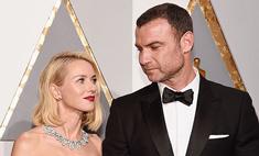 Опять развод: Наоми Уоттс и Лив Шрайбер расстались