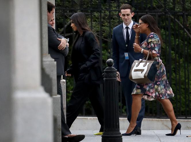 Фото №3 - О чем Ким Кардашьян просила Трампа на встрече в Белом доме