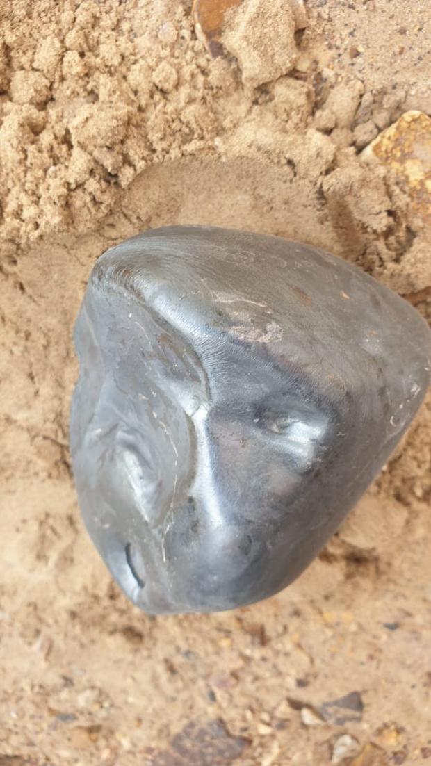 Фото №3 - В Индии с громким взрывом упал «глазастый метеорит» (фото)