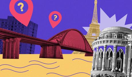 Тест: угадай город по ЖК