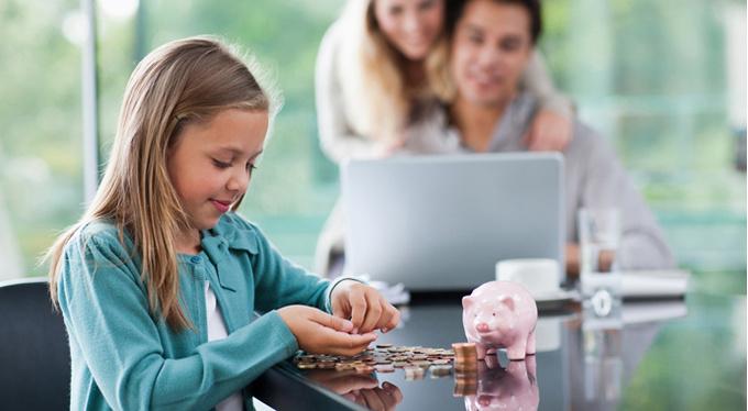 Как сформировать у ребенка правильные финансовые привычки
