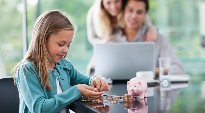 Как сформировать у ребенка правильные денежные привычки
