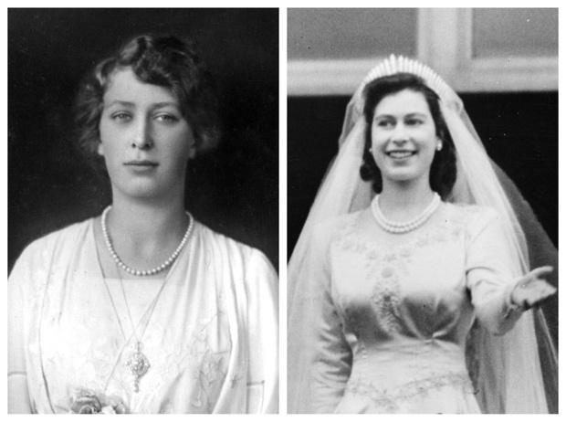 Фото №1 - Почему тетя Королевы отказалась приходить на ее свадьбу с принцем Филиппом
