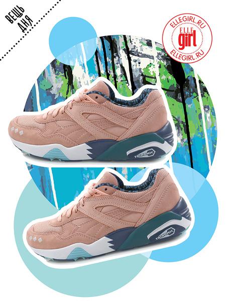 Кроссовки Puma из магазина Street Beat