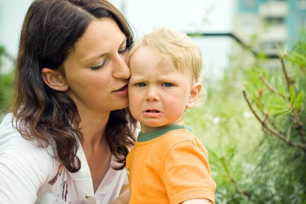 Фото №1 - Детские эмоции