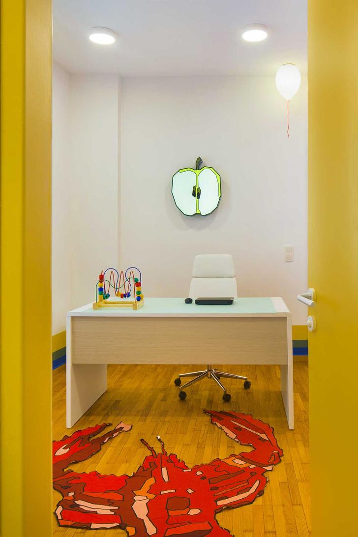 Фото №6 - Детская клиника Apple Tree в Афинах
