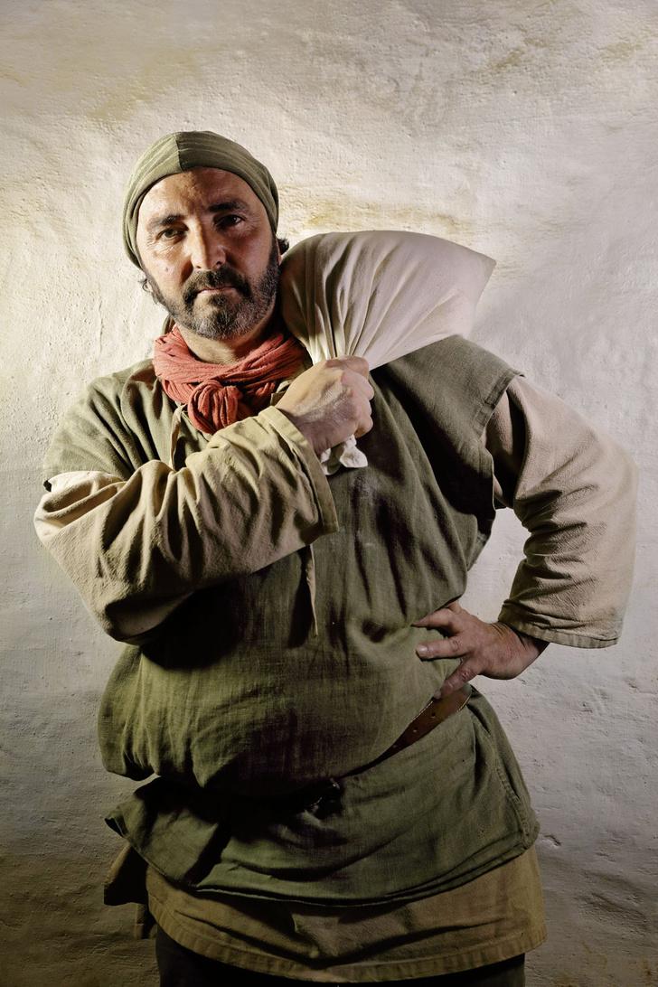 Фото №9 - Фотопроект: строящее Средневековье