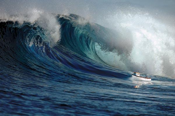 Фото №1 - Разгневанный океан