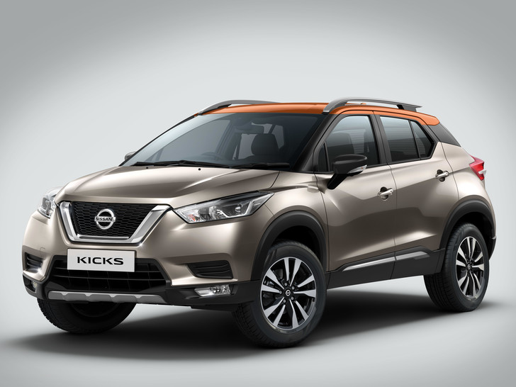 Мысленно замени эмблему Nissan на значок Datsun и, вероятно, ты увидишь перед собой будущий внедорожник Magnite