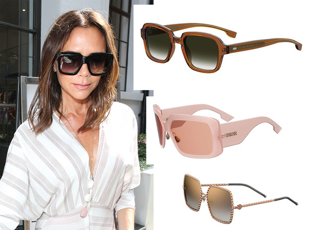 Фото №5 - Какие солнцезащитные очки носят актрисы, дизайнеры и монаршие особы