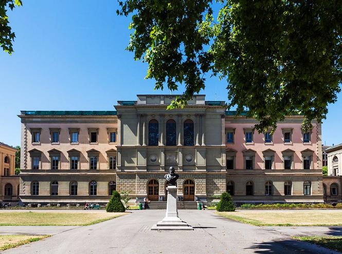 Фото №5 - 10 университетов, где учились монаршие особы, будущие президенты, актеры и писатели