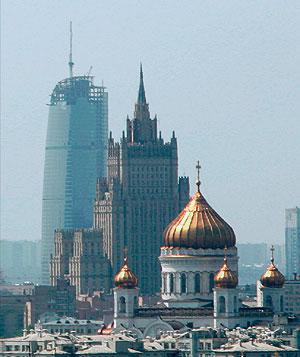 Фото №5 - Другая Москва: столица в иностранных путеводителях
