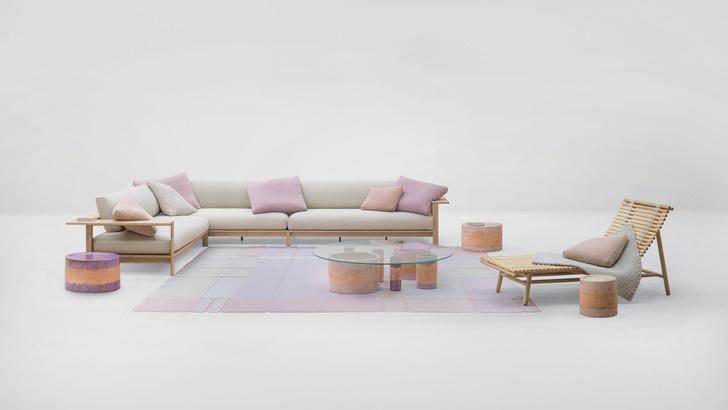 Фото №3 - Eres: новая коллекция мебели Paola Lenti