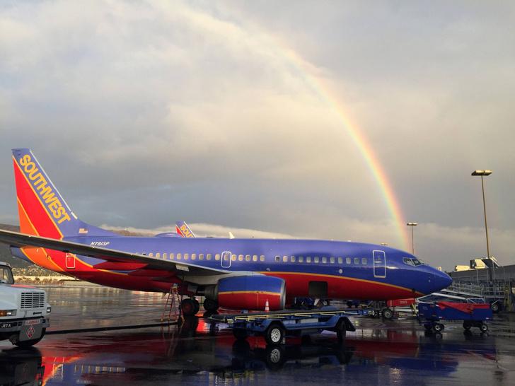 Фото №1 - Boeing 737 попал в Книгу рекордов Гиннесса