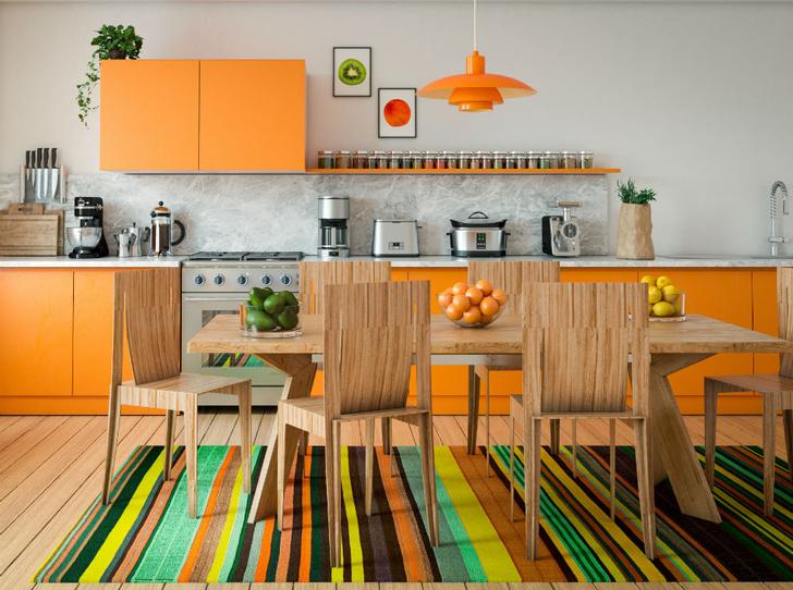 Фото №2 - Как обустроить кухню с «островом»: 5 важных аспектов