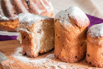 Фото №4 - Пасхальная выпечка. Три исторических рецепта