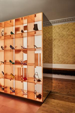 Фото №7 - Новый бутик в Лондоне по дизайну Dimorestudio
