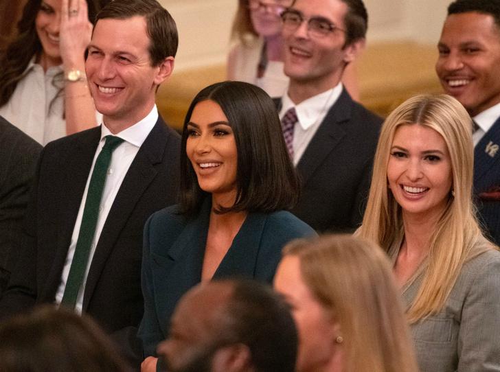 Фото №3 - Дональд Трамп пригласил Ким Кардашьян в Белый дом