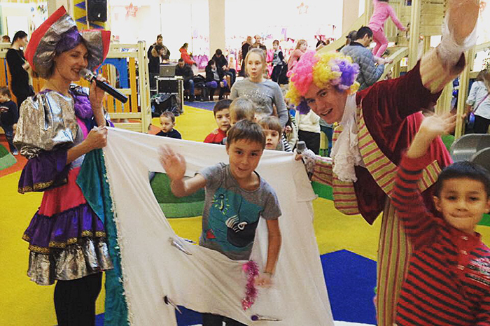 Фото №10 - МЕГА-развлечения для детей: 11 игровых площадок
