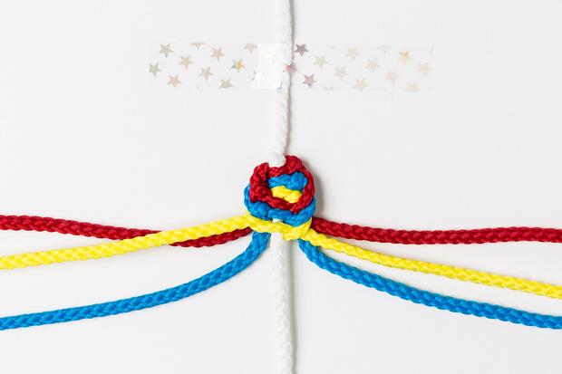 Фото №10 - Мастер-класс: Плетем фенечки