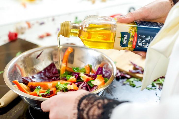 Фото №2 - 5 полезных свойств рисового масла