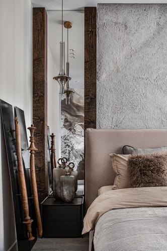 Фото №11 - Этника и современный дизайн в квартире на Пресне