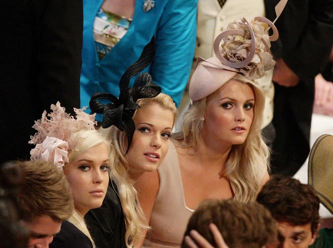 Фото №9 - Самые забавные моменты на королевских свадьбах (истории в фотографиях)