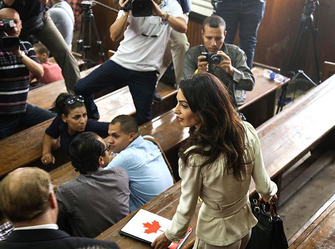 Фото №8 - Амаль Клуни: правозащитница, инфлюенсер, икона стиля