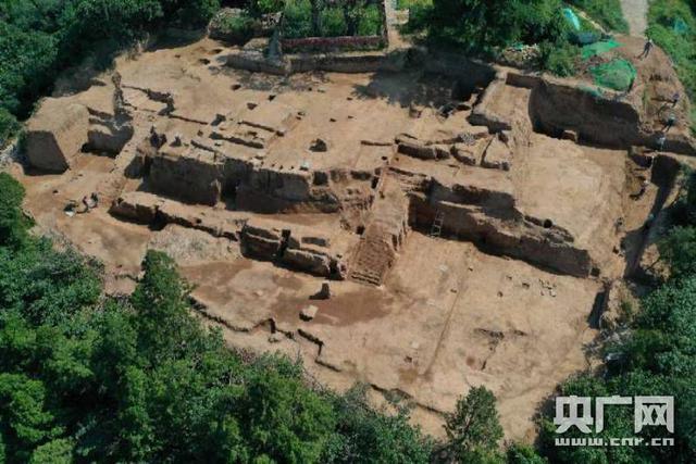 Фото №1 - В Китае обнаружен дворец времен династии Тан