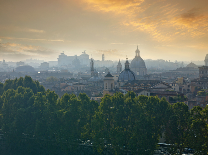 Фото №2 - Как наши соотечественницы живут за рубежом: Рим, Италия