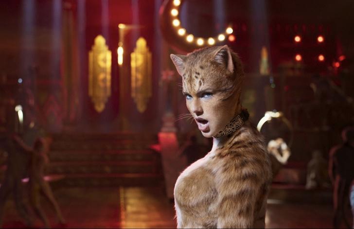 Кадр из фильма «Кошки»