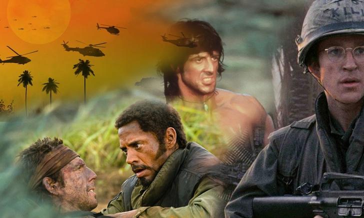 Фото №1 - Лучшие фильмы о вьетнамской войне. Развлекательные тоже считаются