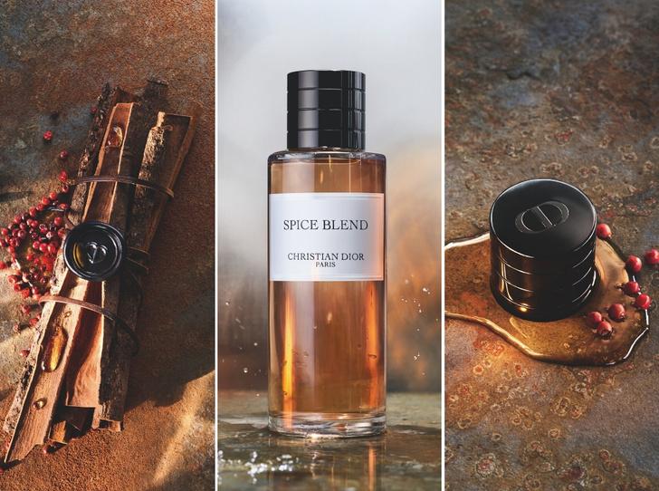 Фото №1 - Аромат дня: Spice Blend от Maison Christian Dior